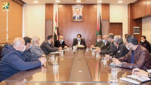 محافظة دمشق تتوعد (السرافيس) المخالفة بسحب بطاقاتها الذكية ؟